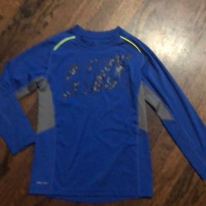 Nike LS Dri-fit shirt
